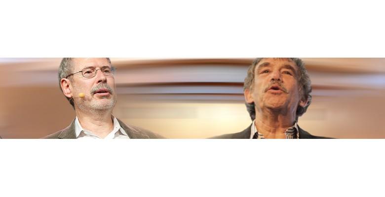 Bob Dorf & Steve Blank, creadores de la metodología Lean LaunchPad