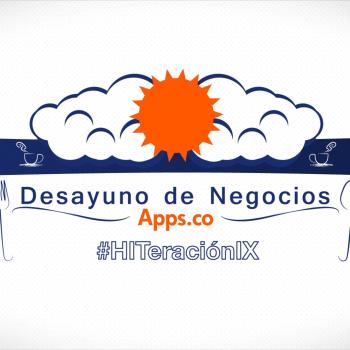Siete Iniciativas Presentaron sus Ideas a Empresarios de la Región en el Desayuno de Negocios Apps.co