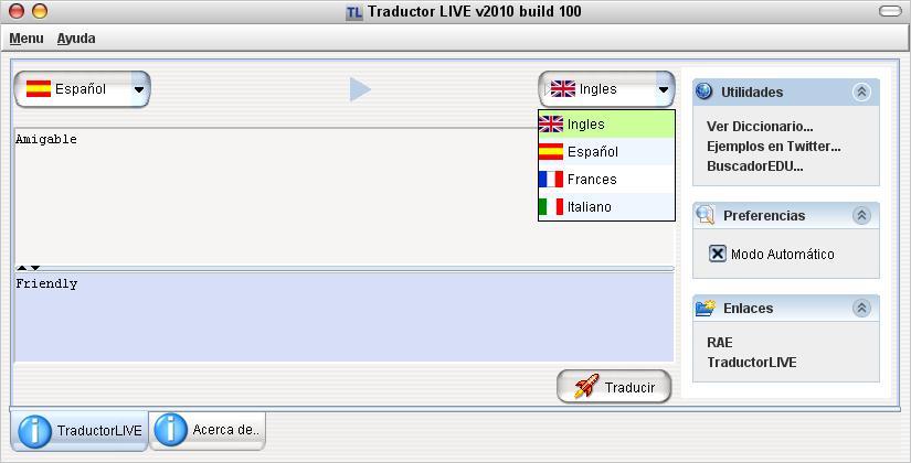 TraductorLive