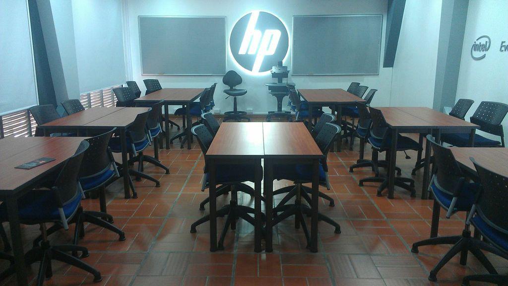 Salón HP - RUAV - Universidad Icesi