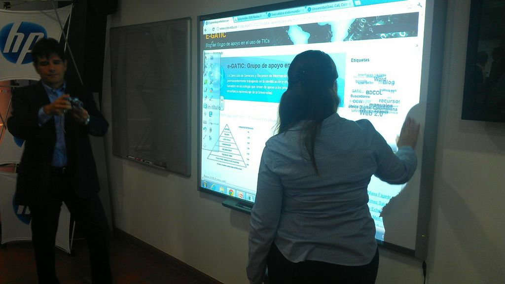 Tablero Interactivo - Universidad Icesi