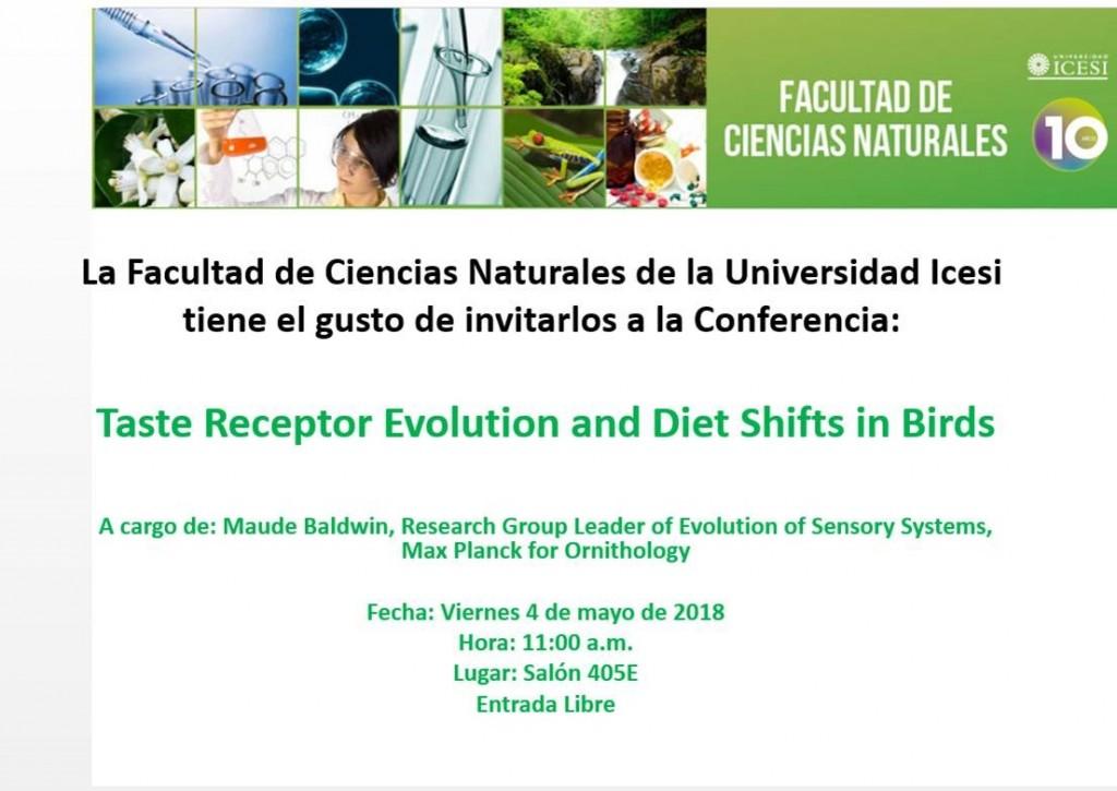 taste-receptor-evolution-and-diet-shifts-in-birds-4-mayo-2018