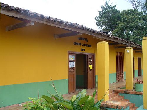 Casa cultura sevilla