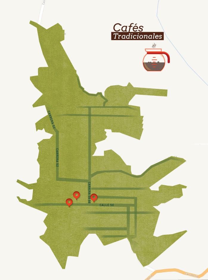 mapaCafésTradicionales