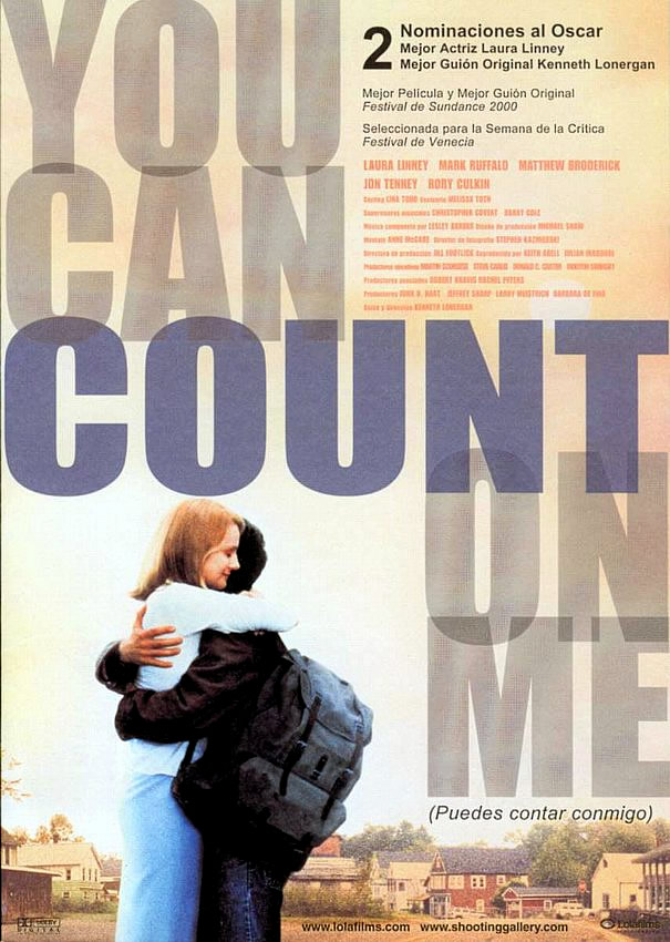You Can Count On Me(1)