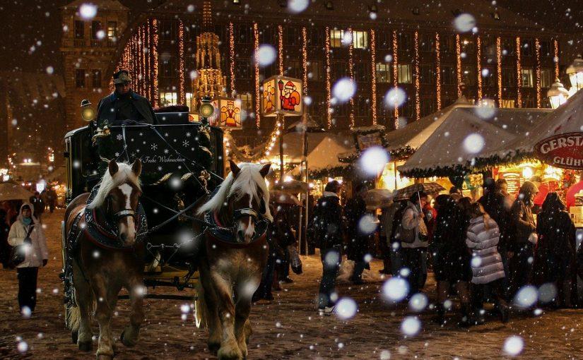Mercados navideños que te harán creer en la magia de la Navidad