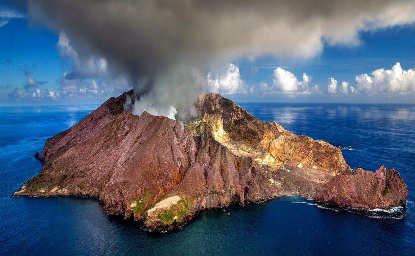 Volcanes ¿Por qué entran en erupción?
