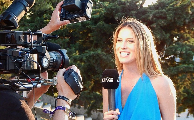 La profesión de periodista