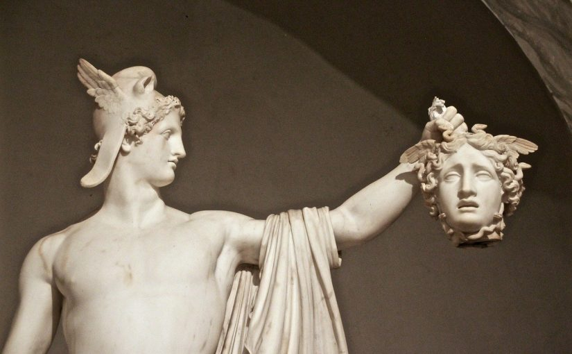 El mito de la Medusa