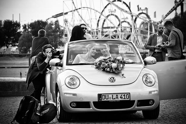 Ser el mejor fotógrafo para bodas