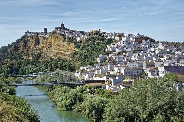 Los pueblos más hermosos de Andalucía