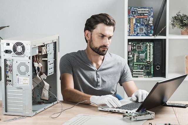Nunca hay que desatender el mantenimiento informático