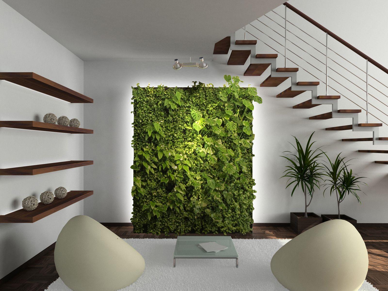 Muros verdes artificiales: ¿por qué decorar con ellos?
