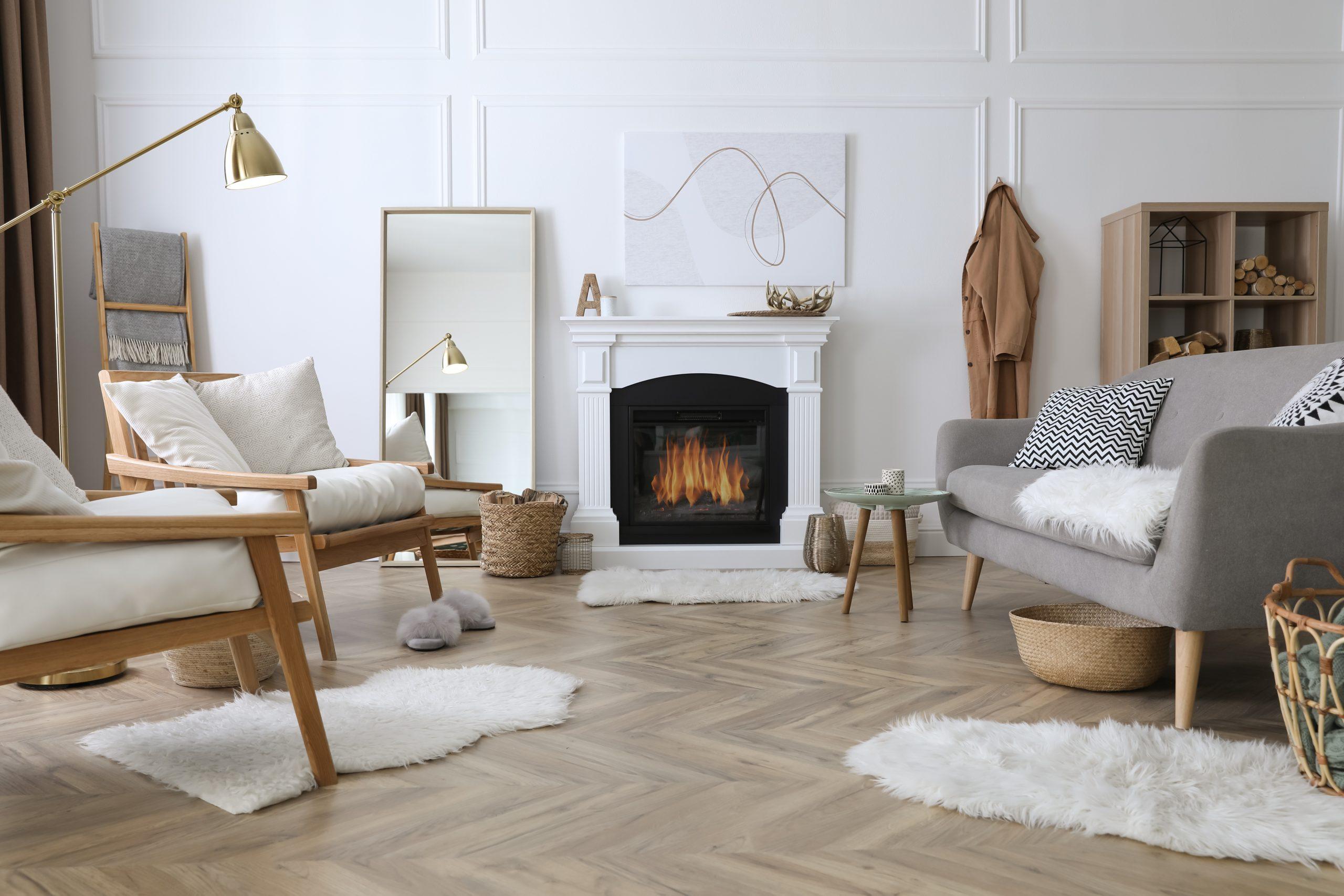 Realza la estética de tu hogar con elementos de madera