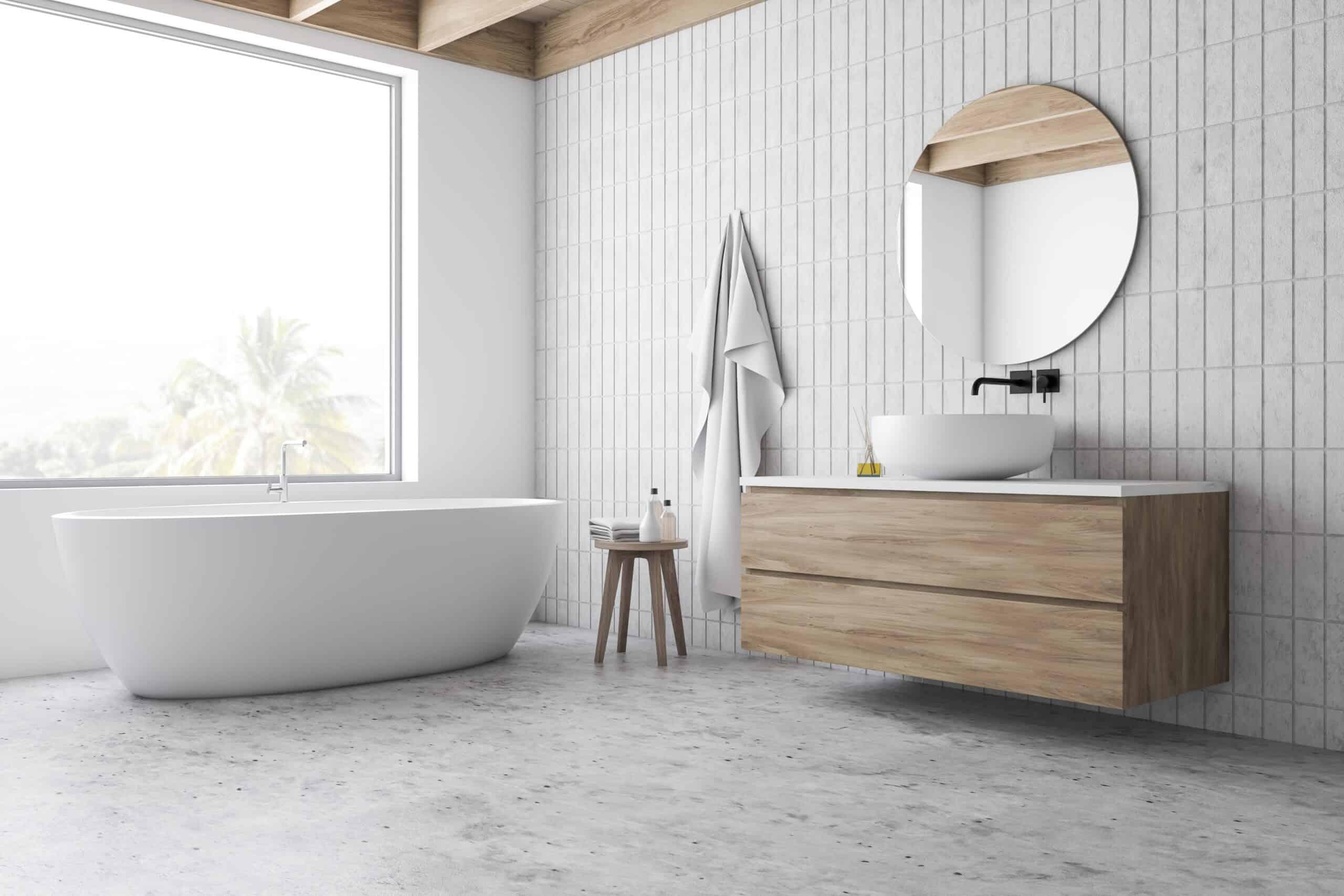Consejos para elegir adecuadamente los azulejos del baño