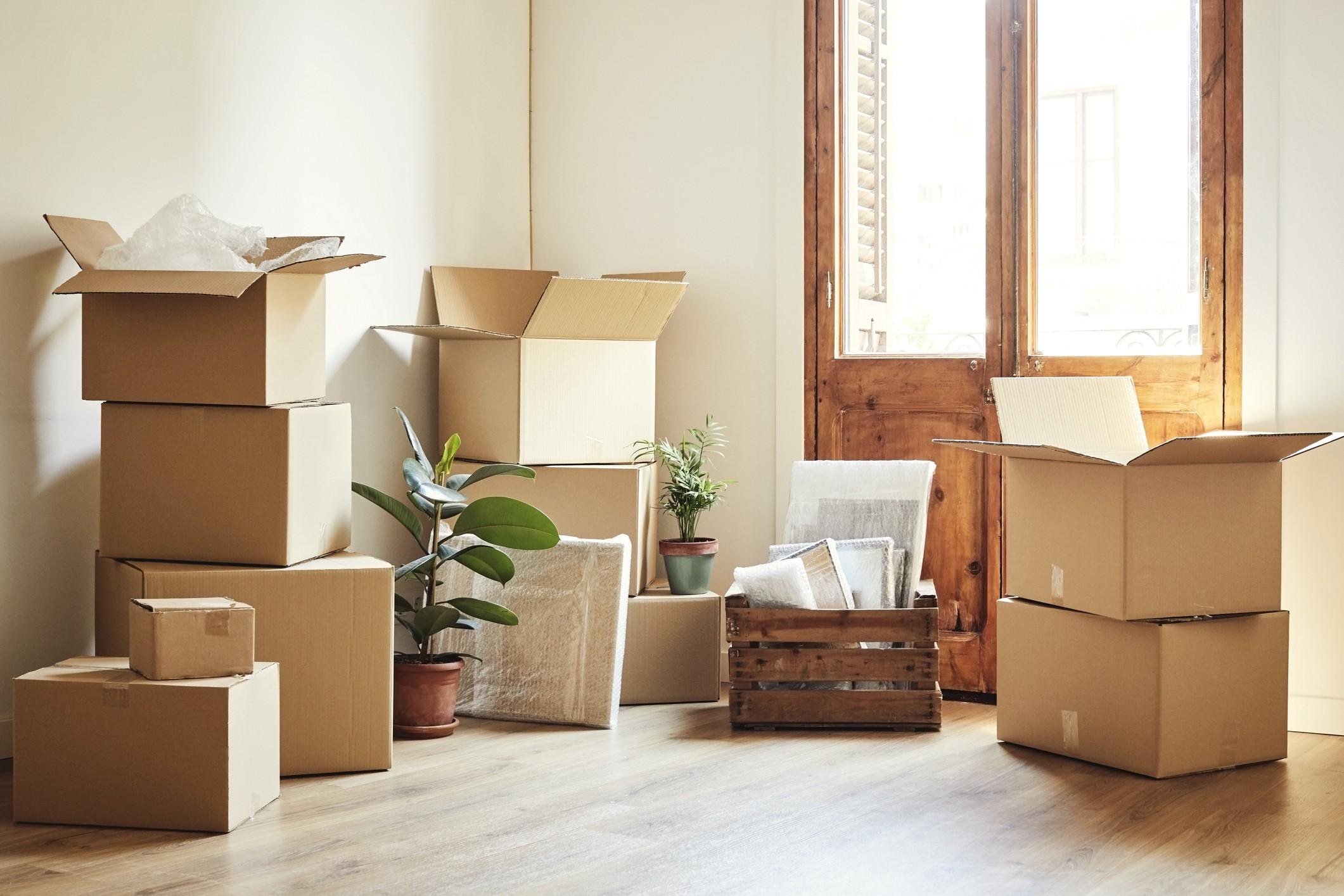 Cómo hacer una mudanza realmente organizada