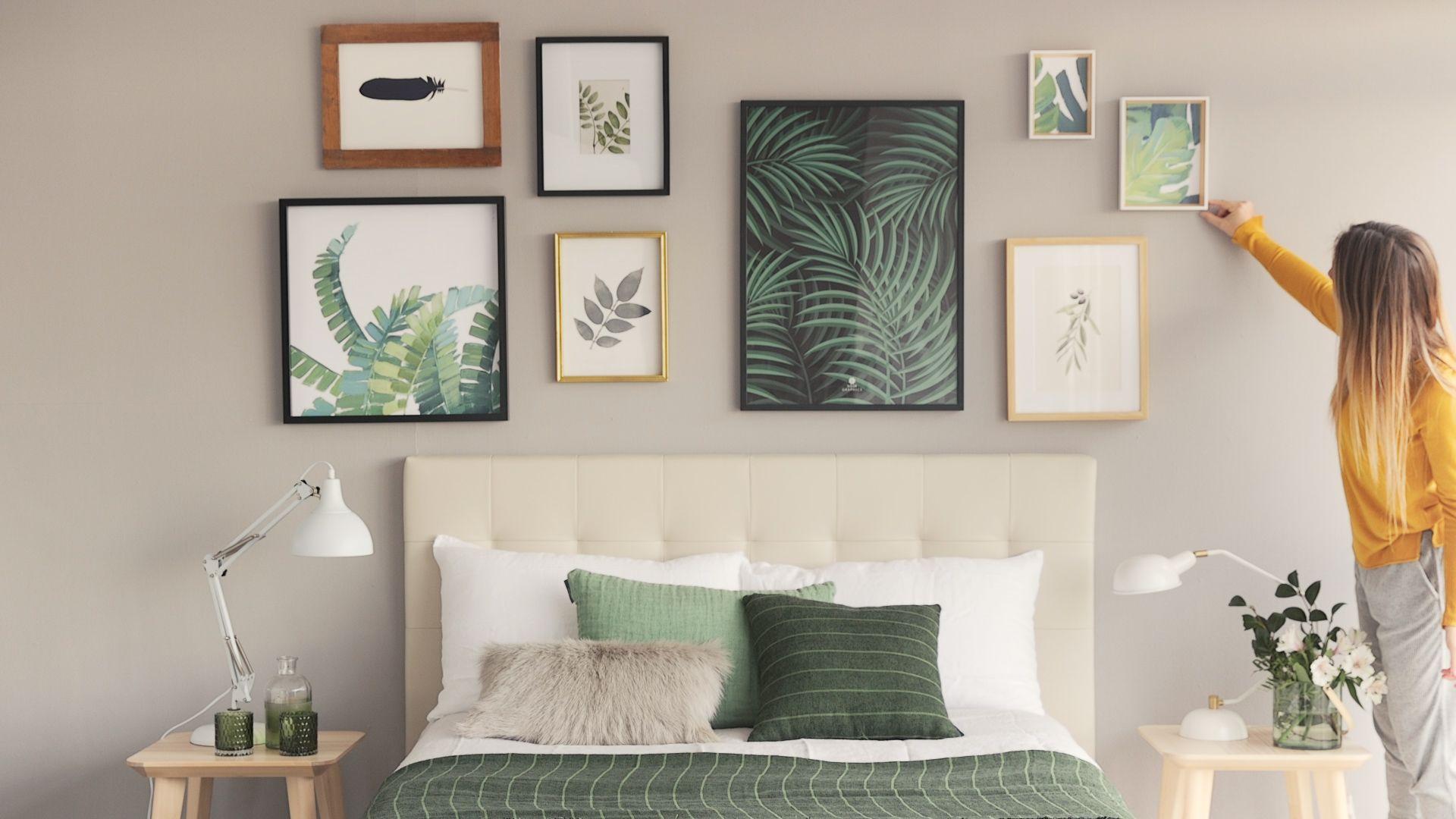 Mejores consejos para decorar una pared