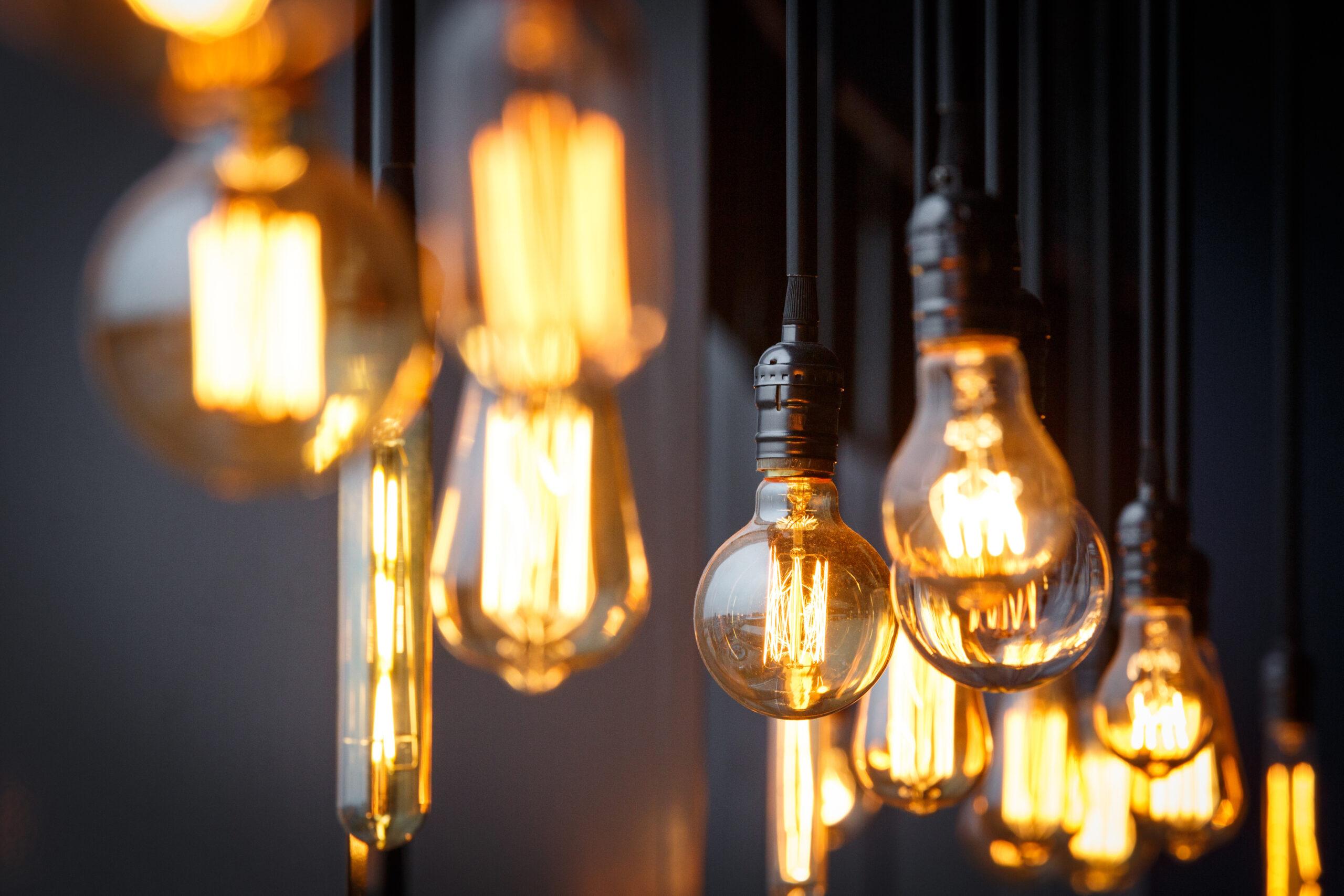 Lámparas vintage para dar un toque retro al hogar