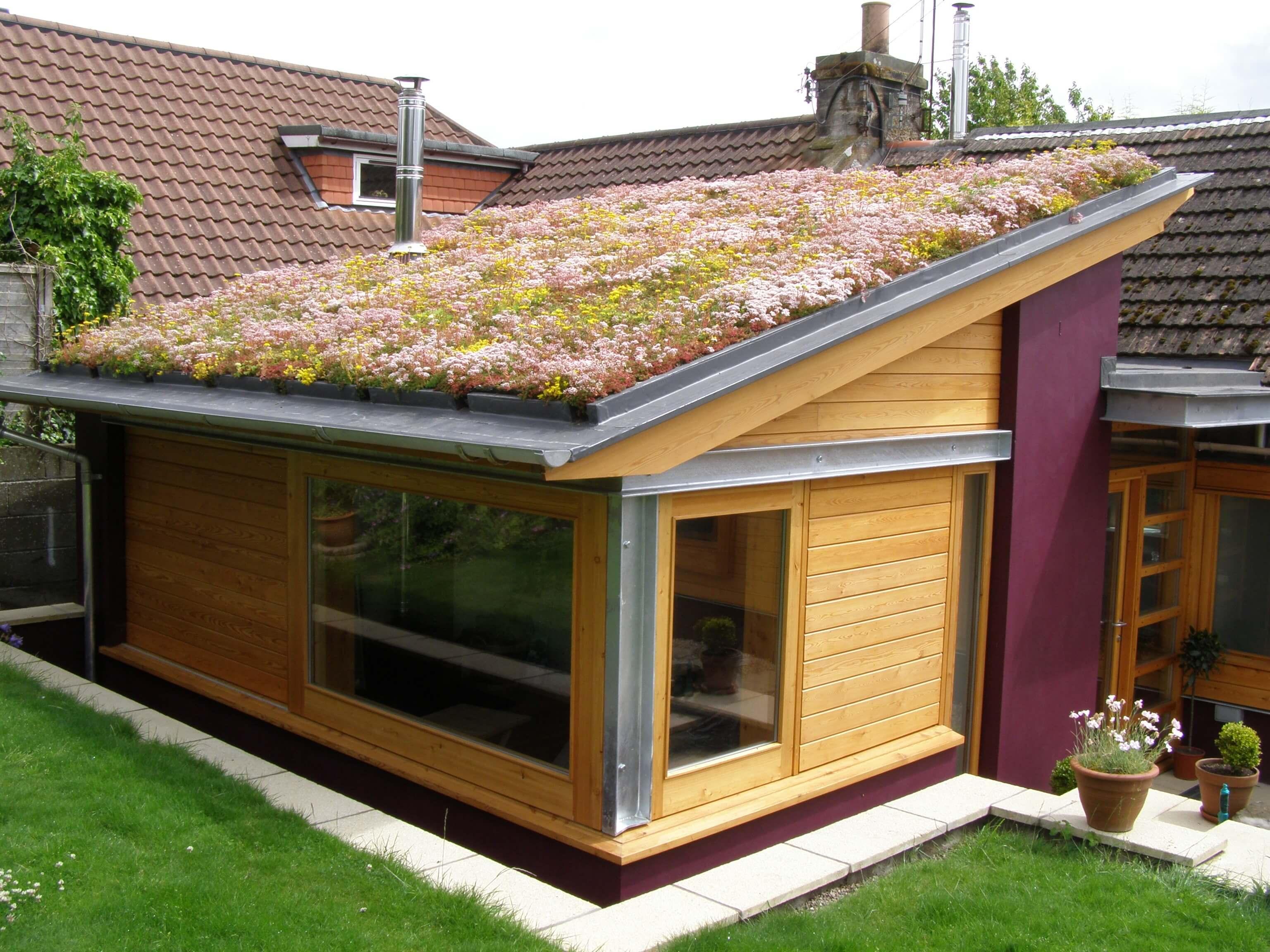 Por qué optar por instalar una cubierta ajardinada