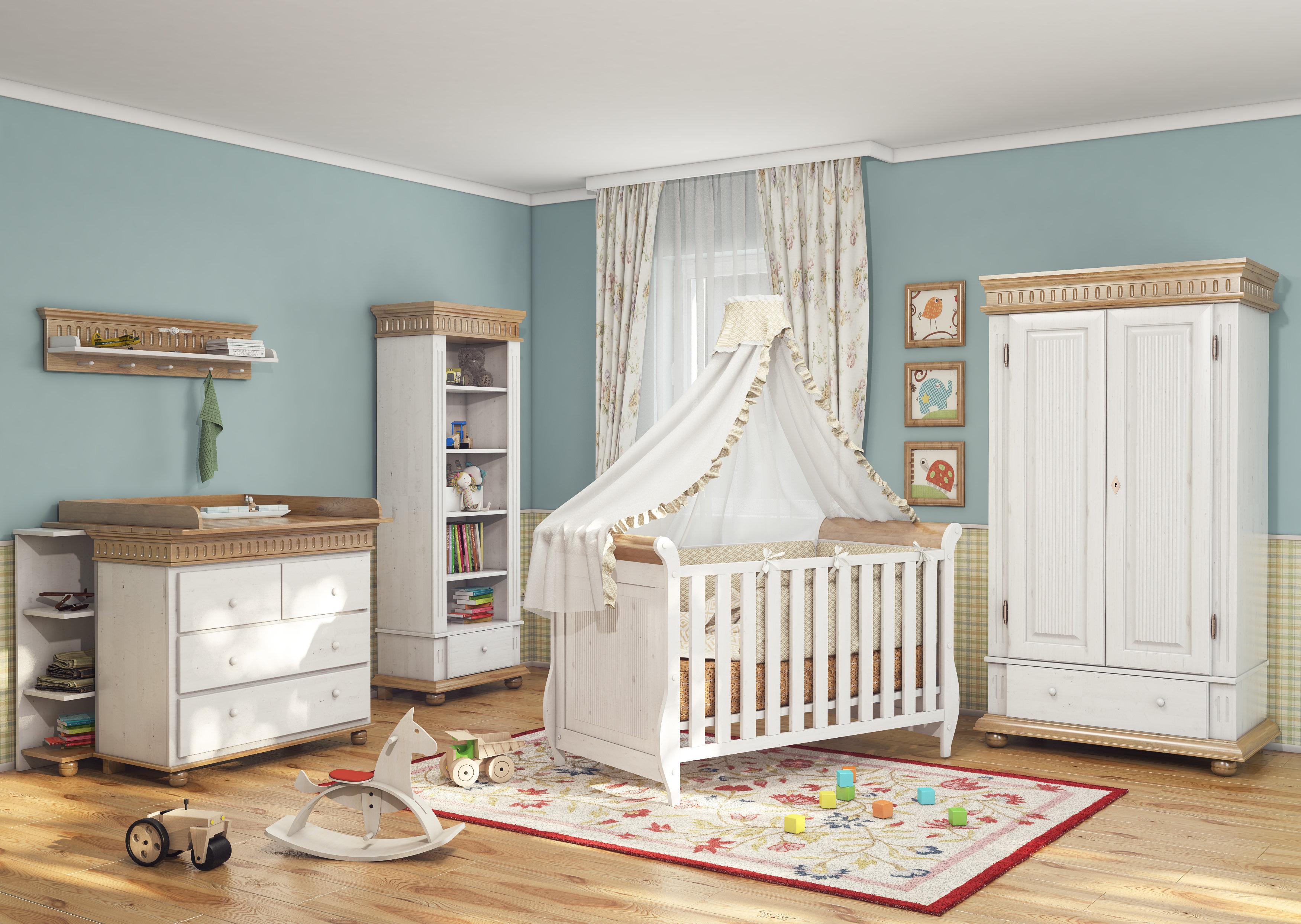 Los accesorios decorativos que cambiarán el dormitorio de tu peque