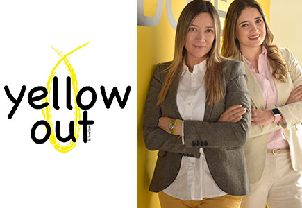 yellow out start upcafe icesi