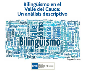 portada Bilinguismo Valle Cauca analisis descriptivo