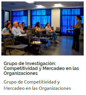 grupo competitividad mercadeo