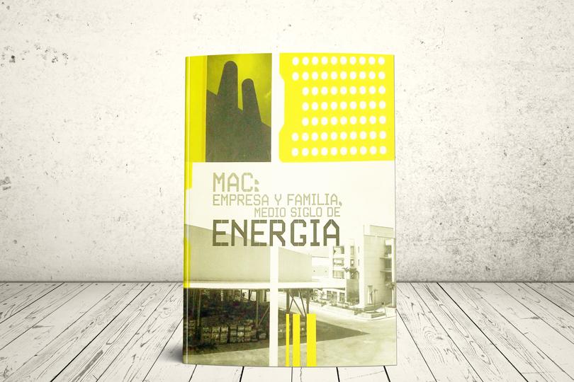Libro - MAC: empresa y familia, medio siglo de energía   Editorial Universidad Icesi