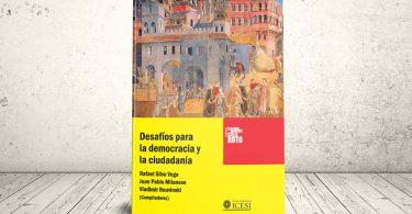 Libro - Desafíos para la democracia y la ciudadanía | Editorial Universidad Icesi