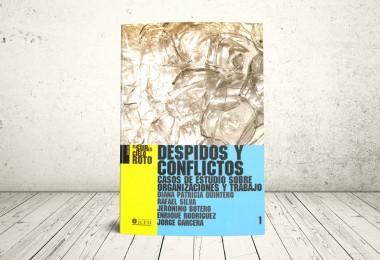Portada Colección: El sur es cielo roto - Despidos y Conflictos 2007 - Publicaciones ICESI