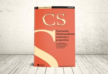 Portada Revista: CS 12 - Trayectorias Afrodescendientes: tendencias y perspectivas 2013 - Publicaciones ICESI