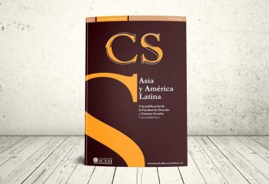 Portada Revista: CS 14 - Asia y América Latina 2014 - Publicaciones ICESI