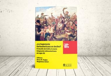 Portada Colección: El sur es cielo roto - La hegemonia norteamericana en declive 2014 - Publicaciones ICESI