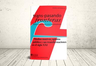 Portada Revista: Transpasando Fronteras - Medios Masivos 2015 - Publicaciones ICESI
