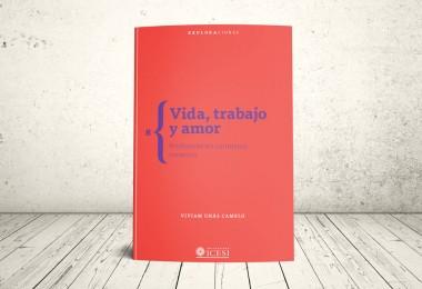 Portada Colección: Exploraciones - Vida, trabajo y amor 2015 - Publicaciones ICESI