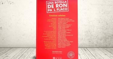 Libro - Una botella de ron pa´l flaco. Crónicas caleñas   Editorial Universidad Icesi