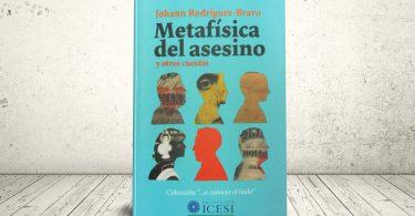 Libro - Metafísica del asesino y otros cuentos | Editorial Universidad Icesi