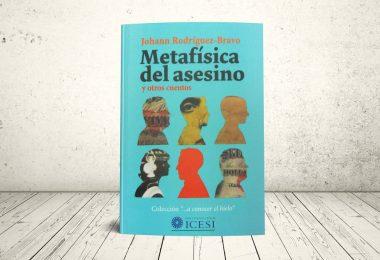 Portada Colección: A conocer el hielo - metafísica del asesino 2014 - Publicaciones ICESI