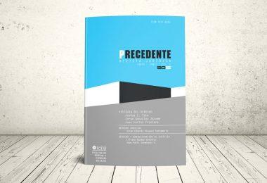 Portada Revista: Precedente 2015 Volumen 6 - Publicaciones ICESI