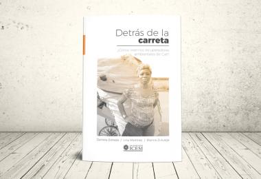 Libro - Detrás de la carreta. ¿Cómo viven los recuperadores ambientales en Cali?   Editorial Universidad Icesi