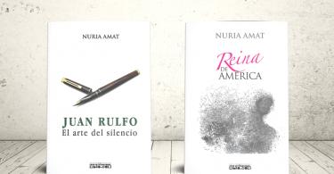 Libro - Dos obras de Nuria Amat (Edición especial: Feria internacional del libro de Cali, 2017) | Editorial Universidad Icesi