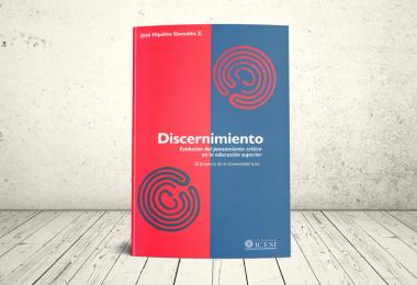 Libro - Discernimiento: evolución del pensamiento crítico en la educación superior | Editorial Universidad Icesi