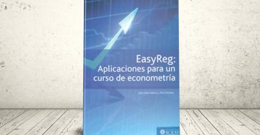 Libro - EasyReg: Aplicaciones para un curso de econometría   Editorial Universidad Icesi