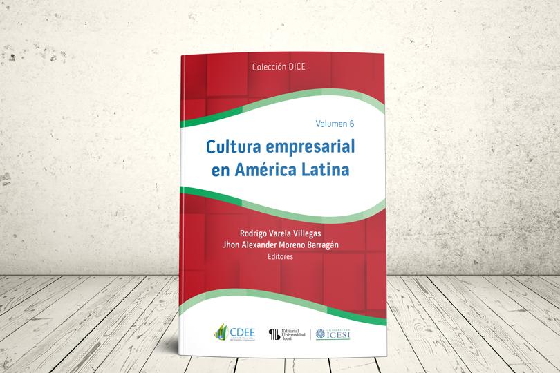 Libro - Cultura empresarial en América Latina | Editorial Universidad Icesi
