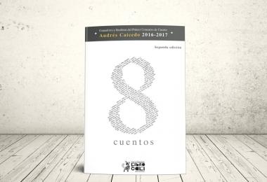 Libro - 8 cuentos (2da edición) | GEUP Colombia