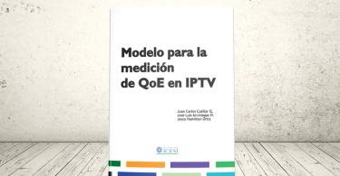 Libro - Modelo para la medición de QoE en IPTV | Editorial Universidad Icesi