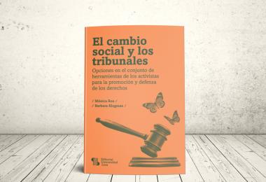 Libro - El cambio social y los tribunales   Editorial Universidad Icesi