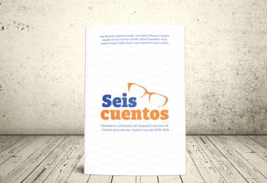 Libro - Seis cuentos. Ganadores y finalistas del segundo concurso de cuento Andrés Caicedo   GEUP Colombia