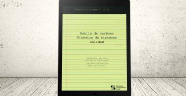 Libro - Huella de carbono – Dinámica de sistemas – Calidad | Editorial Universidad Icesi