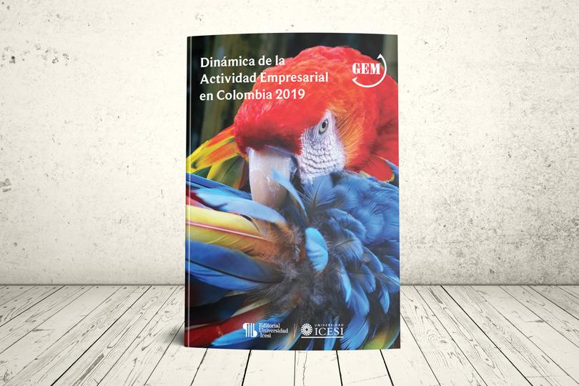 Libro - Dinámica de la actividad empresarial en Colombia | Editorial Universidad Icesi
